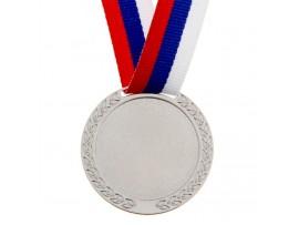 Медаль призовая d=4 см 2 место
