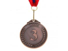 Медаль призовая d=6,5 см 3 место
