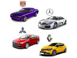 Автомобили на кружках