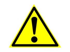 Знаки предупреждающие (W)