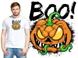 """(30121) Футболка """"Хэллоуин"""""""