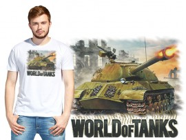 "Футболка ""World of Tanks"" (30247)"