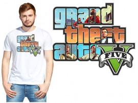 "Футболка ""GTA"" (30254)"