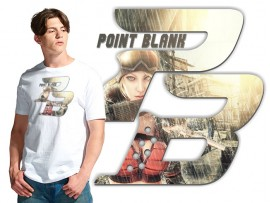 "Футболка ""Point Blank"" (30263)"