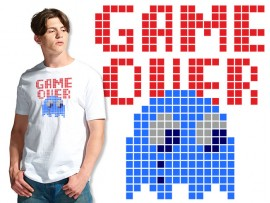 """Футболка """"Game over"""" (30269)"""