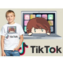 "(32073) Футболка ""TikTok"""