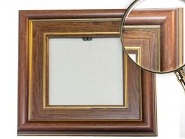 Рамка для фото - Размер 21х21 см