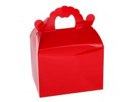 Коробка сборная пластик 11 х 14 х 8 см 1