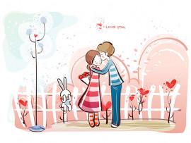 """(31966) Кружка-поздравление """"С Днем святого Валентина"""""""