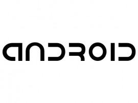 """Наклейка на автомобиль """"Android"""" (30805)"""