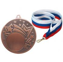 Медаль MZ 02-50/В (MD Rus.516/В) (D-50мм, D-25мм)