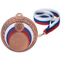 Медаль MZ 45-50 / В (D-50мм, D-25мм, s-2,5мм)