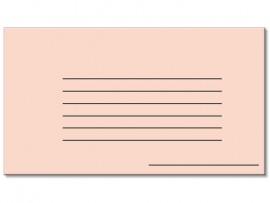 """Поздравительная открытка """"С 8 Марта"""" 10х18 см"""