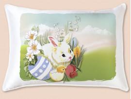 (31997_pillow) Подушка в подарок в День светлой Пасхи