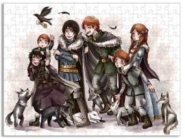 "Пазл А3 ""Game of Thrones"" (31027)"