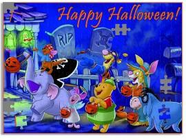 """Пазл А3 в подарок """"Хэллоуин"""" (31057)"""