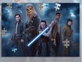 """Пазл А3  """"Star Wars VIII: Последние джедаи"""" (31222)"""