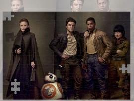 """Пазл А3  """"Star Wars VIII: Последние джедаи"""" (31223)"""