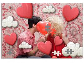 """(32076) Пазл А3  """"День всех влюбленных"""""""