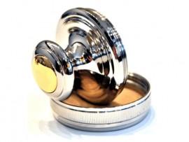 Оснастка для печати - Евро-3 (с латунной кнопкой) D42 (РБ)