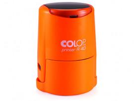 Автоматическая оснастка для печати - Colop Printer R40 Cover (Диаметр поля 41,5 мм)