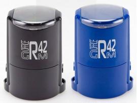 Автоматическая оснастка для печати - GRM R42 Office in box (Диаметр поля 40 мм)