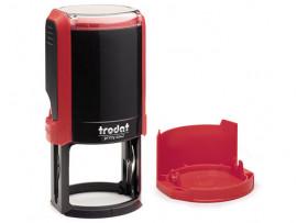 Автоматическая оснастка для печати - Trodat Printy 4642 P4  (Диаметр поля 42 мм) Красный