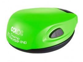 Оснастка для печати - Colop Stamp Mouse R40  (Диаметр поля 40 мм)