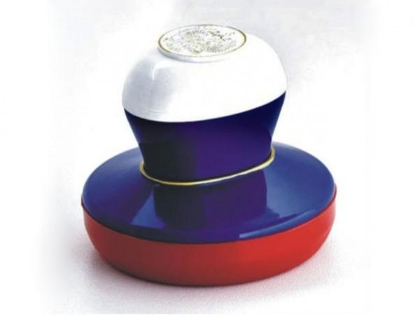 Оснастка для печати - Легкость V45-РФ Триколор  (Диаметр поля 45 мм)