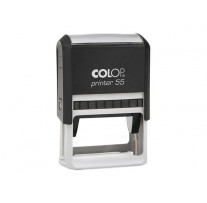Автоматическая оснастка для печати - Colop Printer 55 (Размер поля 60х40 мм)
