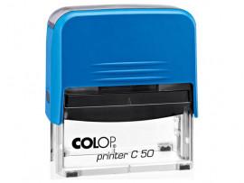 Автоматическая оснастка для печати - Colop Printer C50 Compact Transparent (Размер поля 69х30 мм)