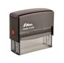 Автоматическая оснастка для печати - Shiny Printer S-833 (Размер поля 82х25 мм)