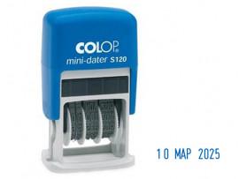 Датер - Cоlop Printer S 120 РУС (Высота даты 3,8 мм)