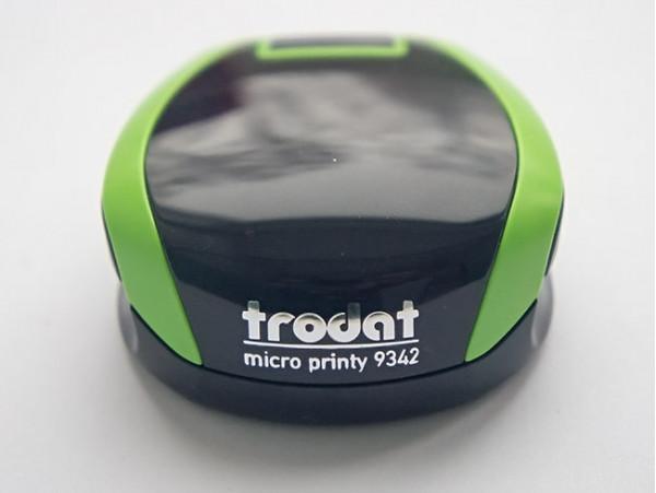 Оснастка для печати - Trodat micro printy 9342 (42 мм)