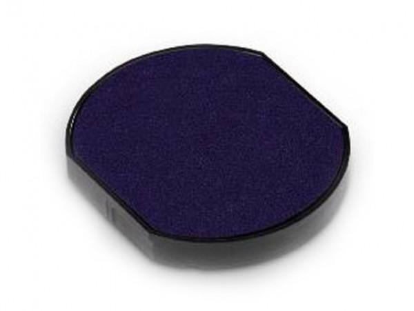 Сменная штемпельная подушка для Ideal 46042 P2, синяя. Диаметр поля: 42 мм